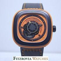 Sevenfriday P1/03 Orange RRP £950