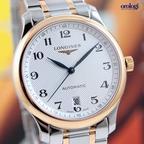 浪琴 (Longines) Men's Master Collection Date 38.5mm Steel...