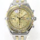 Breitling Chronomat D13050 Gold and Steel full set
