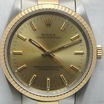 Rolex Oyster Perpetual 14233 quadrante champagne