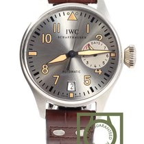 "IWC Big Pilots Watch Father And Son Platinum ""Father"" ..."