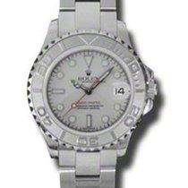 롤렉스 (Rolex) Rolex Yacht-Master Steel and Platinum 169622