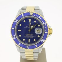 Rolex Submariner Date 40mm BlueMethalic Dial (BOX2000) MINT
