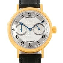 Breguet Minute Repeater 18k Yellow Gold Watch 3637 Box Papers