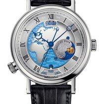 Breguet Brequet Hora Mundi 5717 Platinum Men's Watch