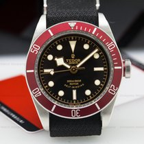 Tudor 79220R  Heritage Black Bay SS (26209)