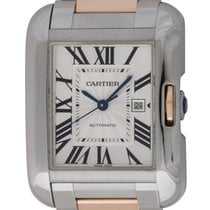 Cartier - Tank Anglaise Medium : W5310007