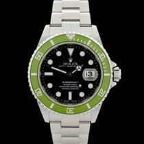 Rolex Submariner LV - Fat Four - Ref.: 16610t - Jahr: 2003/200...
