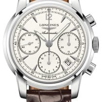 Longines Saint-Imier Chronograph 41mm Mens Watch