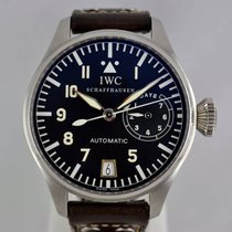 IWC Big Pilot with service