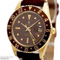 Ρολεξ (Rolex) Vintage GMT-Master Ref-1675 18k Yellow Gold...