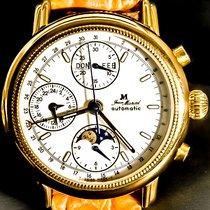 Jean Marcel Calender Moonphase Gold PL - Box & inhouse...