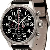 Zeno-Watch Basel OS Pilot Chrono Power Reserve