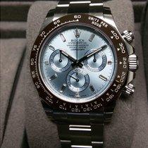 Rolex Daytona Platinum Baguette Diamond