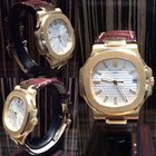 Patek Philippe JUMBO NAUTILUS 5711J 18CT YELLOW GOLD