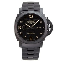 Panerai Tuttonero - Luminor 1950 3 Days GMT Automatic Ceramica...