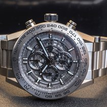TAG Heuer Carrera Calibre Heuer 01 Grey Phantom