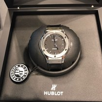 Hublot Classic Fusion 38mm Automatic Titan