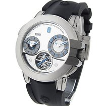 Harry Winston 400-MATTZ45ZC-WA Project Z5 Tourbillon World...