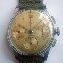 宇宙 (Universal Genève) Compax Three Registers Chronograph