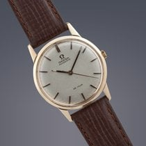 Omega DeVille 9ct yellow gold automatic