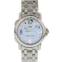 Ulysse Nardin Big Date GMT 223-22 Mother of Pearl Dial