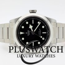 Tudor Heritage Black Bay 41mm Mai Indossato - Unworn