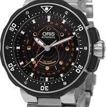 Oris ProDiver Pro Diver Pointer Moon 761.7682.7134.SET