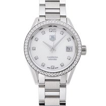 TAG Heuer Carrera Calibre 9 Ladies 28mm WAR2415.BA0776