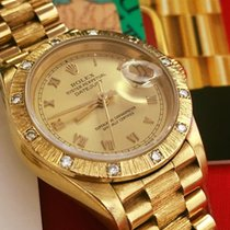 "Rolex Datejust Gold Lady Diamond 26mm ""Rare"""