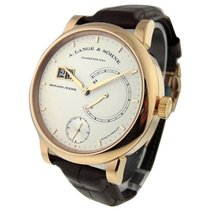A. Lange & Söhne 130.032 Lange 31 Mens Mechanical in Rose...