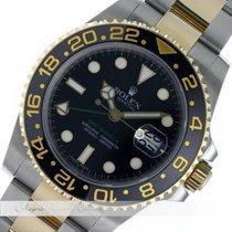 Rolex GMT Master II Stahl / Gelbgold 116713LN