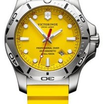 Victorinox Swiss Army I.N.O.X. PROFESSIONAL DIVER Dial Yellow...