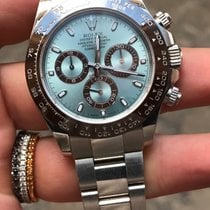 Rolex Daytona platinum platino 50 full set ice