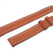 Breitling Band 15mm Brown Marron Calf Strap Ib15-10