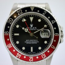 Rolex GMT-Master II FAT LADY aus 1986