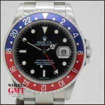 Rolex GMT-Master II Pepsi Serie P