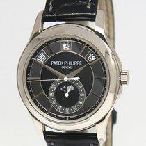 Patek Philippe 5205 Annual Calendar 18K White Gold Mens Watch...