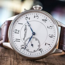 IWC Schaffhausen Sub Second Marriage Watch c.1912