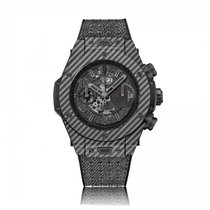 Hublot Big Bang Unico Itaila Independent Automatic Texalium...