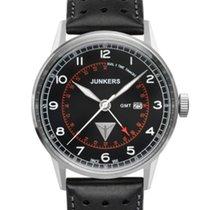 Junkers G38 GMT-Time Ronda Herrenuhr 6946-2