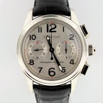 JeanRichard Bressel 1665 Split Seconds Rattrapante Chronograph...
