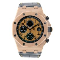 Audemars Piguet AP Offshore Chronograph 42mm Rose Gold UNWORN