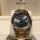 Rolex Datejust II Steel and Gold