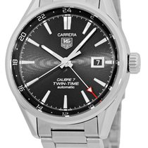 """TAG Heuer """"Carrera Twin-Time"""" Automatic."""