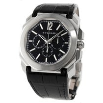 宝格丽 (Bulgari) Octo Velocissimo Chronograph Steel 41mm -SALE-
