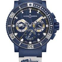 Ulysse Nardin Marine Diver Black Sea Artemis Racing (Limited...