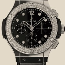 Hublot Big Bang Shiny Steel