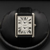 Cartier Tank Louis Privee Collection 2917 White Gold