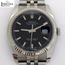 Rolex Datejust 36 Bezel White Gold